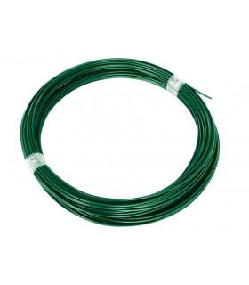 Zelený napínací drát 78m