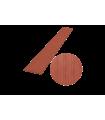 Plotovka Červenohnědá 90 x 15mm