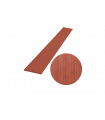 Plotovka Červenohnědá 120 x 11mm